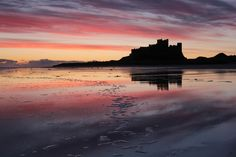 This photo was taken by David Sanderson at Bamburgh Castle.  Please do not copy or redistribute this photo without the permission from the owner.