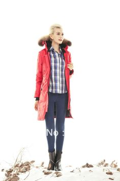 Canada Goose expedition parka outlet shop - Canada Goose Expedition Parka Red Womens $347 | womens fashion ...