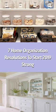 Kick 2019 off right with these home organization resolutions. Image: Rookery Design We hope you like the products we recommend. Just so you are aware, Fresho Cord Organization, Organizing, Hanging Files, Filing System, Create Space, Big Houses, Resolutions, Home Goods, Corner