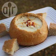 Foto da receita: Pão italiano para sopas