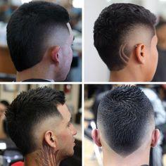 Burst Fade Mohawk: Revolutionized Hairstyles for Men Boy Haircuts Short, Haircuts Straight Hair, Little Boy Haircuts, Modern Haircuts, Fohawk Haircut Fade, Boys Fade Haircut, Fade Haircut With Beard, Mohawk Hairstyles Men, Black Men Hairstyles