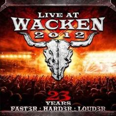 Various - Live at Wacken 2012, Grey