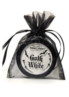 Manic Panic Goth White Cream | Attitude Clothing