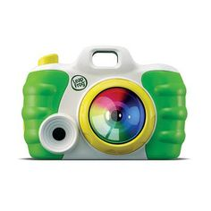 LeapFrog Creativity Camera App with Protective Case - Green. 03 years - 06 years. Designed for little ones, the Creativity Camera Protective Case and App combine the camera power of iPhone and iPod touch with creative learning fun! The case protects your iPhone or iPod touch device and the information stored in it while your child enjoys hours of play.