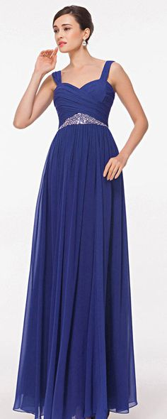 Royal blue junior bridesmaid dresses with straps sweetheart bridesmaid dresses