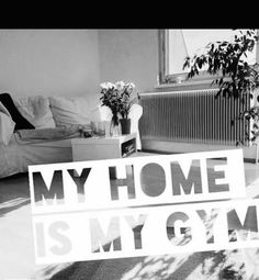Why training at home is better than gym! Read up the full article to find out!