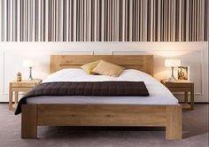 cama-doble-de-madera-para-habitaciones-de-hotel ETHNICRAFT.jpg :: rusticlas decoraciones