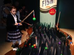 WASHINGTON – A new exhibit at the National Geographic Museum promises to make a fish lover out of all of us. Zeb Hogan found it hard to contain his enthusiasm over the exhibit, Monster Fish,…