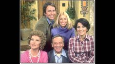 Threes Company - Loved this show.John Ritter was the best Easy Listening, Best Tv, The Best, Beatles, Viejo Hollywood, Mejores Series Tv, 1970s Tv Shows, Plus Tv, Three's Company