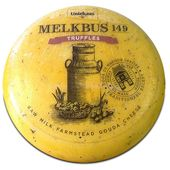 Melkbus 149 Truffles  ...A new farmstead raw-milk Gouda cheese with shavings of black Italian truffles