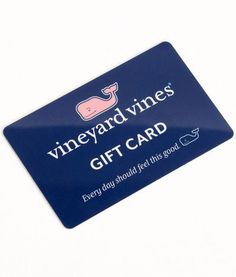 ✮ vineyard vines | Gift Card (if you see my other pins I think it's obvious that I like a few things from here :)
