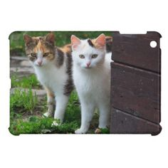 Cat Friends Adventure iPad Mini Case