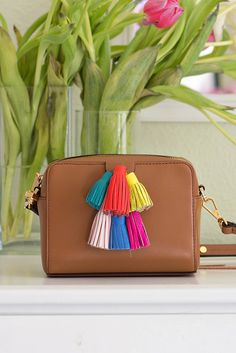 GIVEAWAY for this Rebecca Minkoff bag! Click through to learn how to enter.