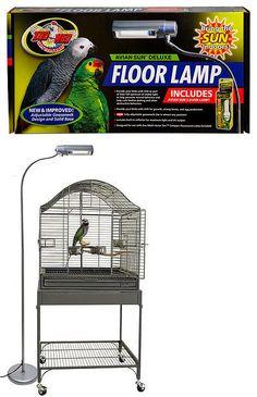 Other bird supplies 3211 zoo med avian sun deluxe floor lamp bird other bird supplies 3211 zoo med aviansun deluxe floor lamp with bulb buy mozeypictures Gallery