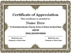 Certificate of appreciation from the philip c jessup we collected 30 free certificate of appreciation templates and great appreciation letter samples they are yadclub Choice Image