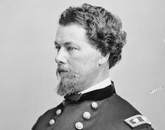 Major General Horatio Wright in the Civil War Battle Of The Wilderness, Man Mount, Don Carlos, Volunteer Services, Unknown Soldier, Lieutenant General, Major General, Army & Navy, American Civil War