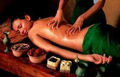 Centáurea de Reva: Massagem Ayurvédica Tradicional