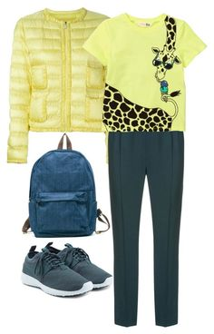 """""""Без названия #898"""" by nanika777 ❤ liked on Polyvore featuring Moncler, Persona and NIKE"""