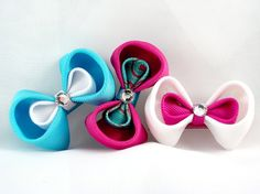 Hair Bow ~ Inspiration More structure - soo cool