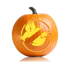 Who Ya' Gonna Call? Carve a little bit of retro this Halloween. I ain't 'fraid of no ghosts.