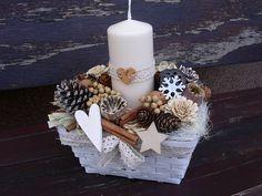 Dekorácie - Vianoce prirodne - 5981965_