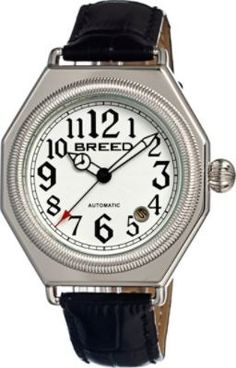 Arthur Men's Watch White Silver