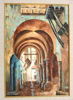 1194 Meilleures Images Du Tableau Algerie En Peinture Painting Art