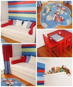 Boy Room - Kid Room  by Isabel Pires de Lima - Interior Designer