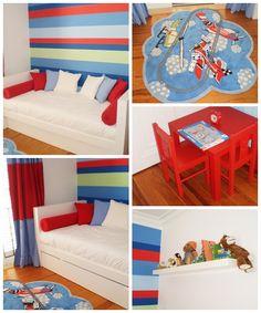 Boy Room - Kid Room