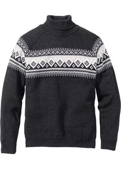 Lässigen Jeans, Men's Sweaters, Granny Chic, Men Fashion, Outfit, Collection, Products, Tejidos, Men