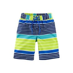 Multi Stripe Board Short from Tea Collection on Catalog Spree