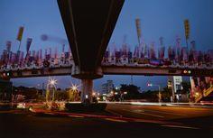 台灣「美景」—天橋 吳政璋 攝影 100x150x3.5cm x1p