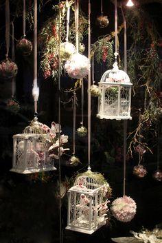 Картинки по запросу christmas window display