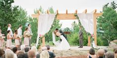 Taharaa Mountain Lodge Weddings - Price out and compare wedding costs for wedding ceremony and reception venues in Estes Park, CO