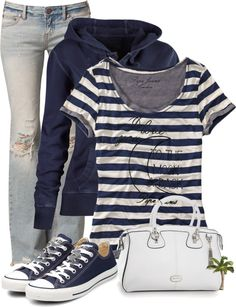 """""""Casual Day"""" by cindycook10 on Polyvore"""