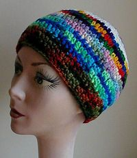 Crochet Hat Patterns Free Cancer Patients : 1000+ images about Caps for Cancer on Pinterest Cap d ...