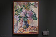 Наталья Гончарова (1881-1962). Сирень, 1906. Нижегородский художественный музей