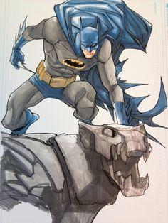 Batman | Humberto Ramos