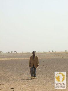 Schüler in Nassoumbou   solar-afrika.de