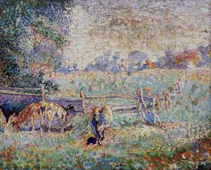 https://upload.wikimedia.org/wikipedia/commons/b/bd/Emile_Claus_-_Cows_in_the_Pasture.jpg