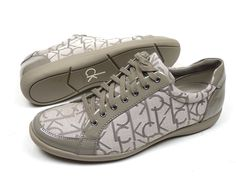 Calvin Klein 10517 sneaker schoenen - lever / taupe