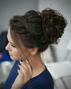 Updo Hairstyles For Long Hair Adorable 21 Best Ideas Of Formal Hairstyles For Long Hair 2018  Pinterest