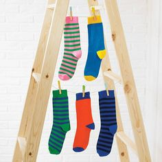 sock subscription by henry j socks | notonthehighstreet.com