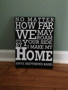 I want for my house oneday! <3  Dave Matthews Band