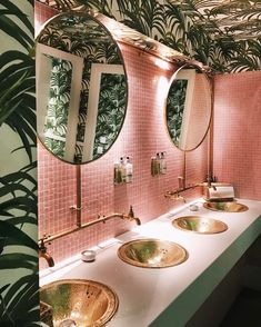 "3,404 Likes, 60 Comments - Soraya Bakhtiar ثريا بختيار (@sorayabakhtiar) on Instagram: ""Serious bathroom goals @restaurant_ours"""