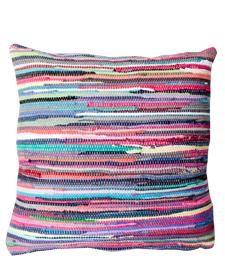 räsymattotyyni, tämä ei enää saatavissa täältä kaupasta mutta jos jostakin vastaava löytyisi Floor Pillows, Throw Pillows, Home Bedroom, Old Houses, Fiber Art, Sweet Home, Weaving, Cottage, House Design