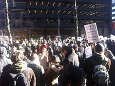 SOPA, PIPA protest held outside senators' NY offices