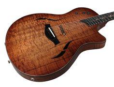 Taylor T5 Custom | Taylor T5 Custom Limited AA Hawiian Koa
