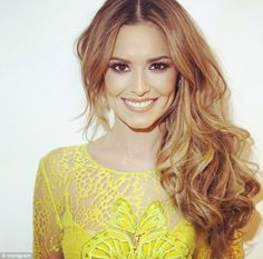 Cheryl Fernandez-Versini has been voted best beauty icon of 2014, successfully stealing th...