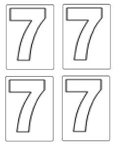 Lumea lui Scolarel...: Cifre pentru ornat/decupat/pictat/colorat